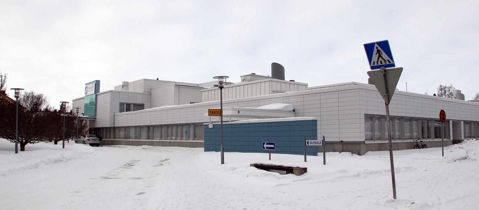 Raahen Sairaala Osasto 5